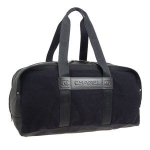 CHANEL Sport Line CC Travel Shoulder Bag 9281929